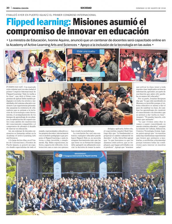 Misiones News Paper
